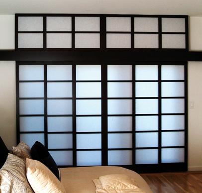 High Quality Shoji Sliding Doors | Cherry Tree Design